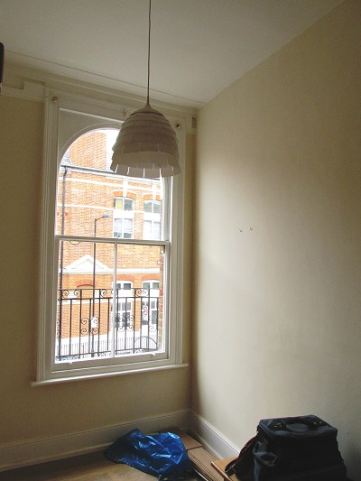 Well located 1 bedroom flat newly renovated Rectory Road Station.