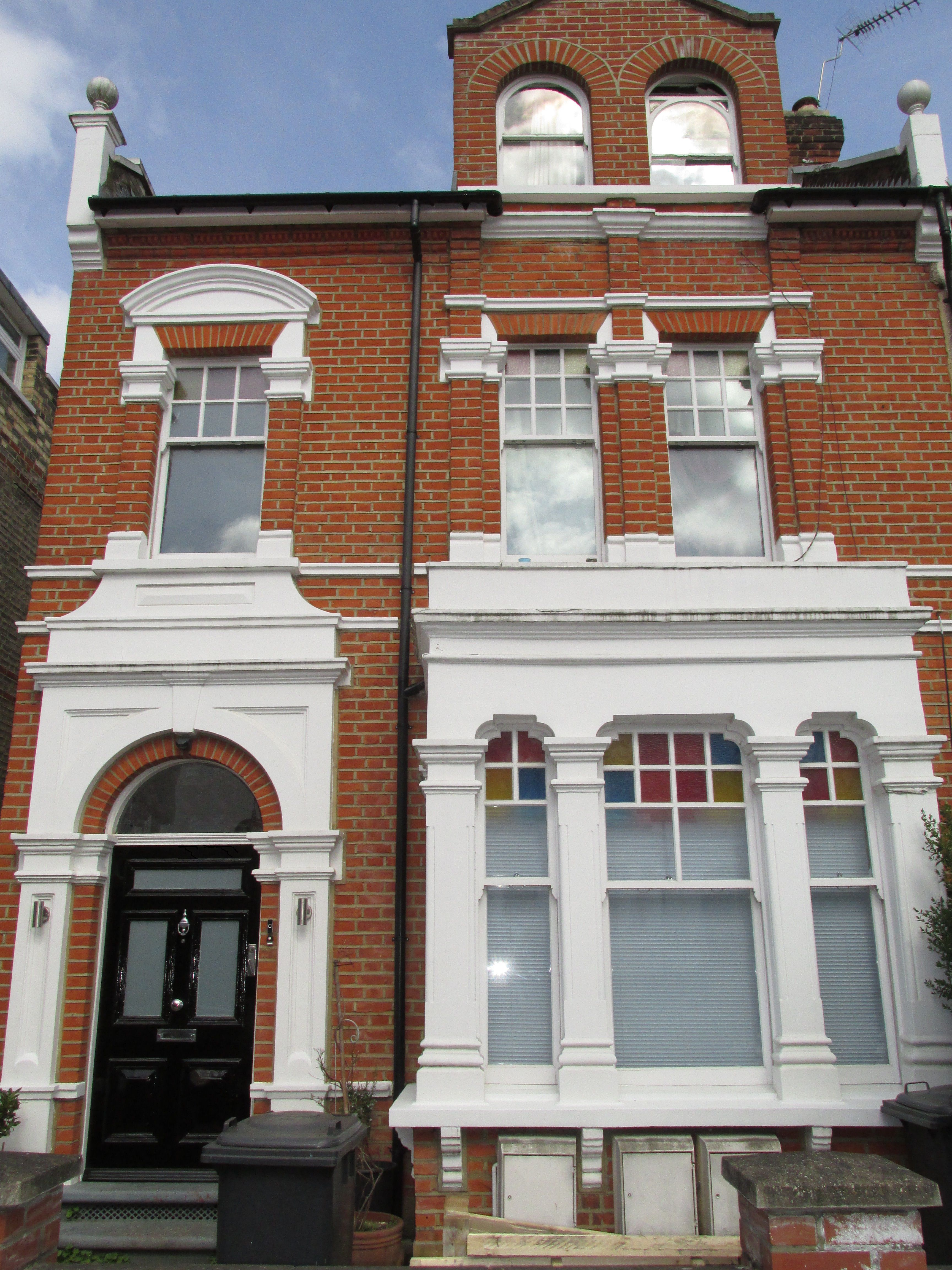 Newly refurbished two bedroom flat situated in Crouch Hill N8.