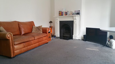 Spacious one bedroom Victorian conversion flat situated near Hornsey Station.