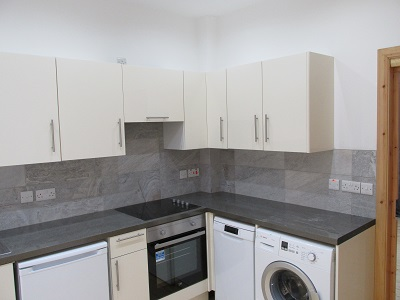 Newly built one bedroom flat with excellent decor Stoke Newington N16.