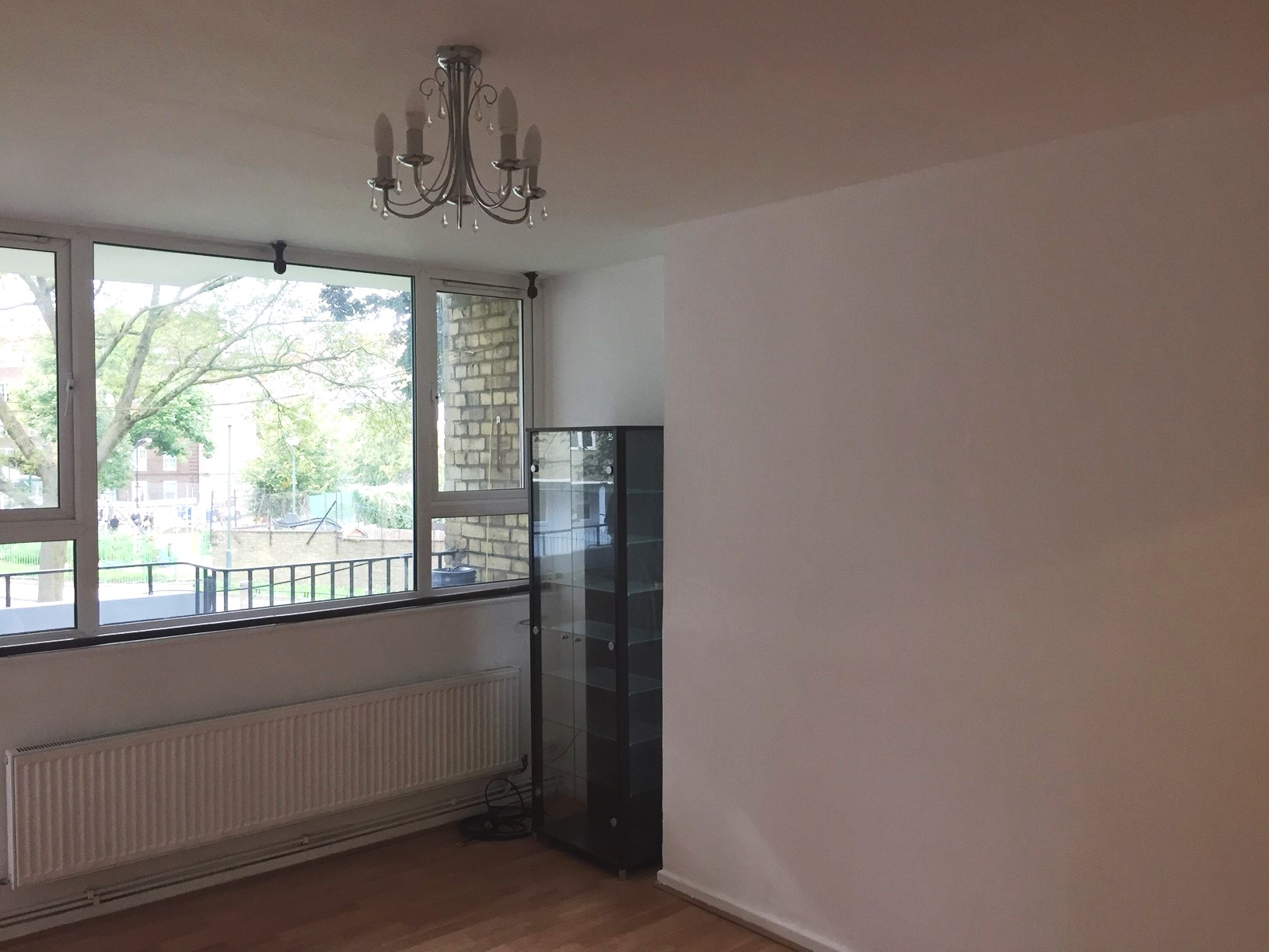 Newly refurbished two bedroom flat located Holloway N7.