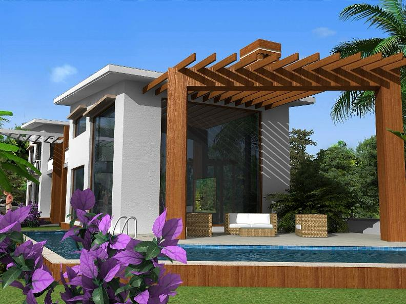 Custom Built Villa