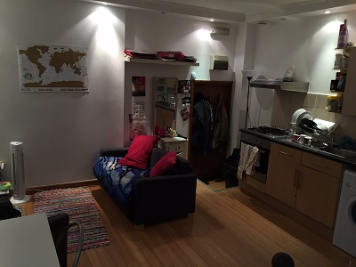 WELL LOCATED 1 BEDROOM FLAT TO LET IN SHOREDITCH, LONDON E2